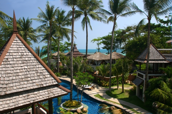 Santiburi Beach Resort Golf Spa Koh Samui Island